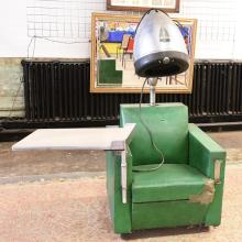 Vintage Shelton Salon Hair Dryer