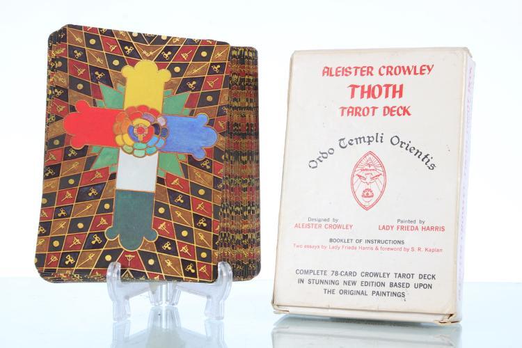 Vintage Alister Crowley