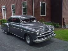 1949 Chevrolet fleet line BORED OUT CHEVY 350 turbo trans