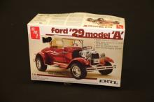 AMT Model Kit Ford' 29 model 'A' 1/25 scale