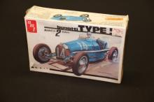 Bugatti Type 59 Model Kit