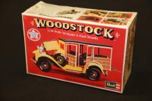 Woodstock Car Model Kit