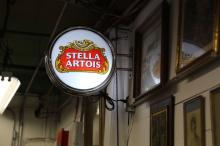 Stella Artois Bar Light Sign