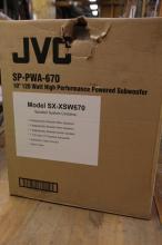 JVC Speaker System