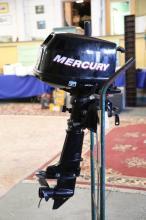 Mercury Marine Boat Motor