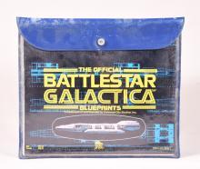 Battlestar Galactica Blueprints