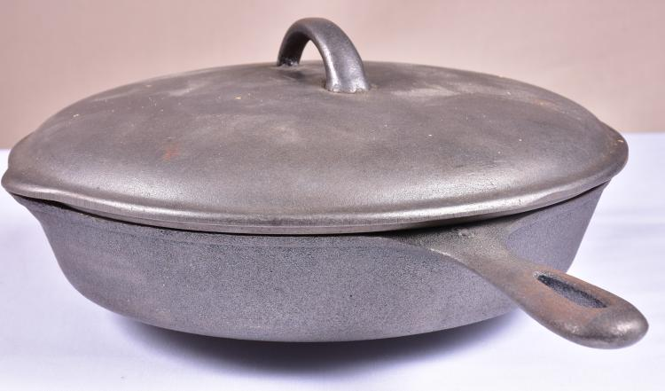 dating a wagner ware skillet Did you know you want a vintage cast iron skillet  is a book on griswold and wagner called the book of griswold & wagner: favorite piqua, sidney hollow ware,.