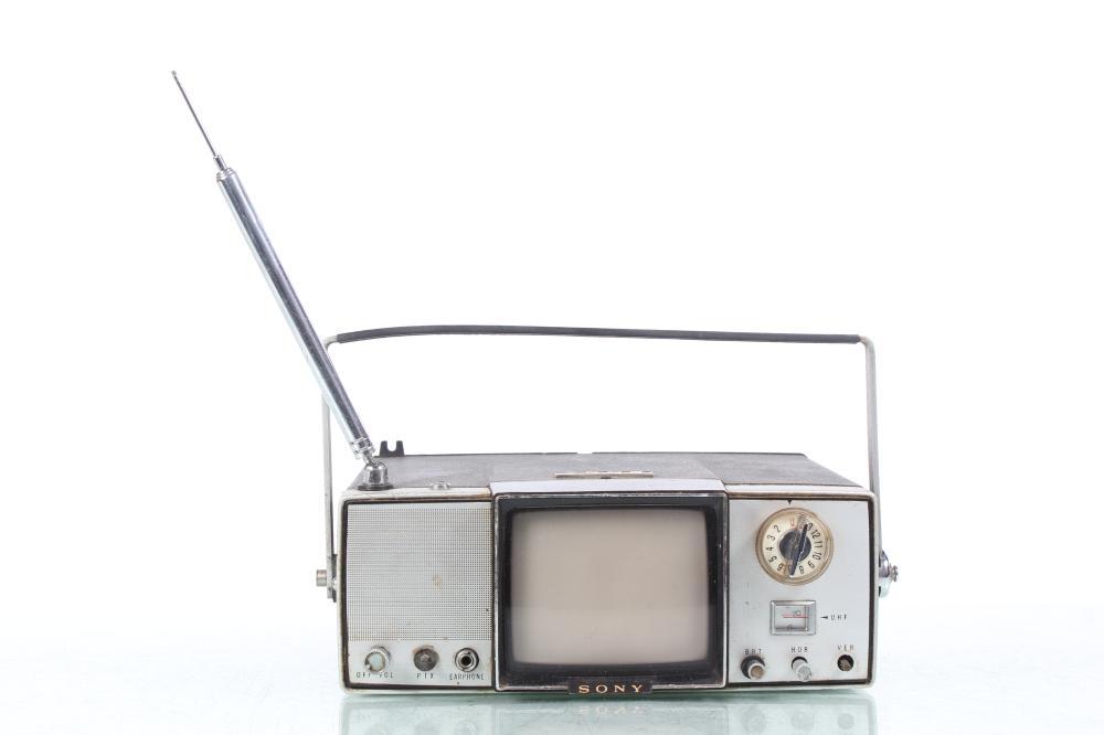 Sony Micro TV Model 4-203 UW