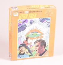 Vintage Guild 200 Star Trek Jigsaw Puzzle