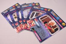 Star Trek Editions Newfield Publications Atlas Editions Collector Cards