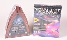 Star Trek CD-ROM computer game-vintage circa 1995 lot of 2