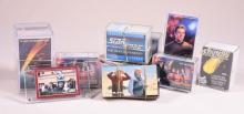 Lot of Mixed Star Trek Trading Cards