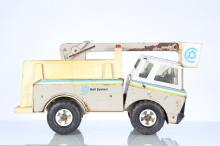 1978 Tonka Bell Systems Toy Truck