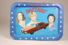 The Dukes of Hazzard TV Dinner Tray