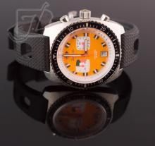 Zodiac Sea Dragon Chronograph Men's Wristwatch