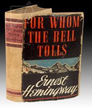 Signed 1st Edition Ernest Hemingway