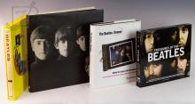 4 Pc. Beatles Book Collection