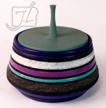 Ettore Sottsass For Bitossi Raymor Ceramic Jar