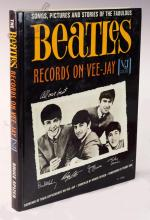 Signed Spizer The Beatles Records On Vee-Jay Book