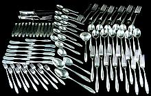 International Sterling Silver Flatware Service