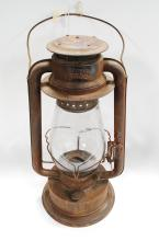 1906 Banner Cold Blast OL&L Co Ltd Gas Lantern