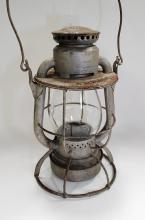 Antique Dietz Vesta Railroad Lantern
