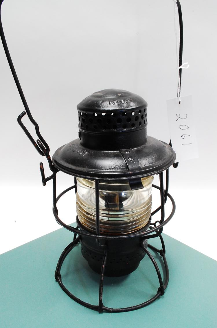 Antique Adlake Kero Dm&Ir Railroad Lantern