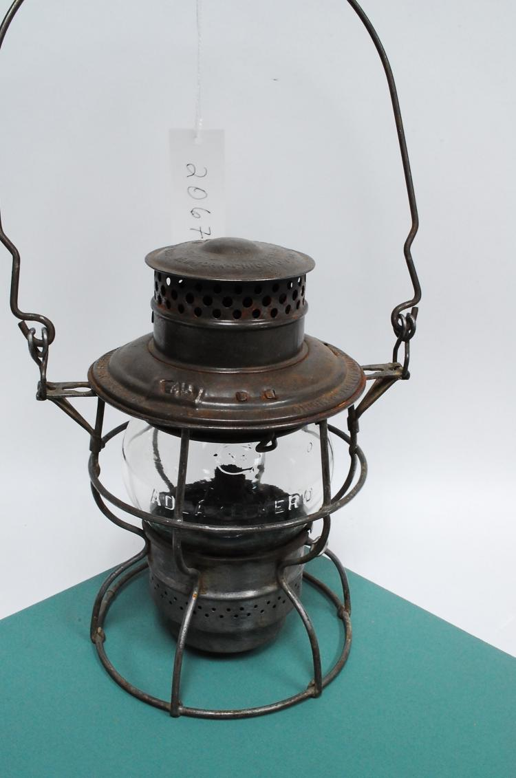 1923 Adlake NPRy Railroad Lantern