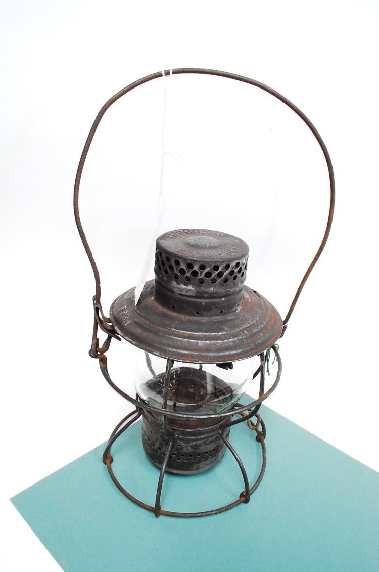 1926 Handlan Trra Railroad Lantern #5537