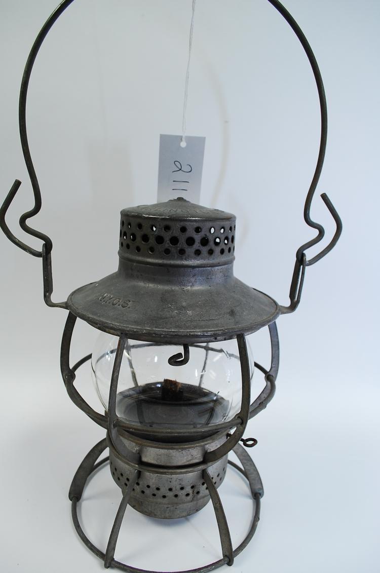 Antique Dressel Nycs New York Central System Railroad Lantern
