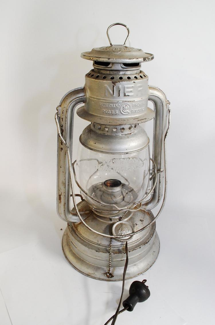 WW2 Feuerhand Firehand German Barn Lantern