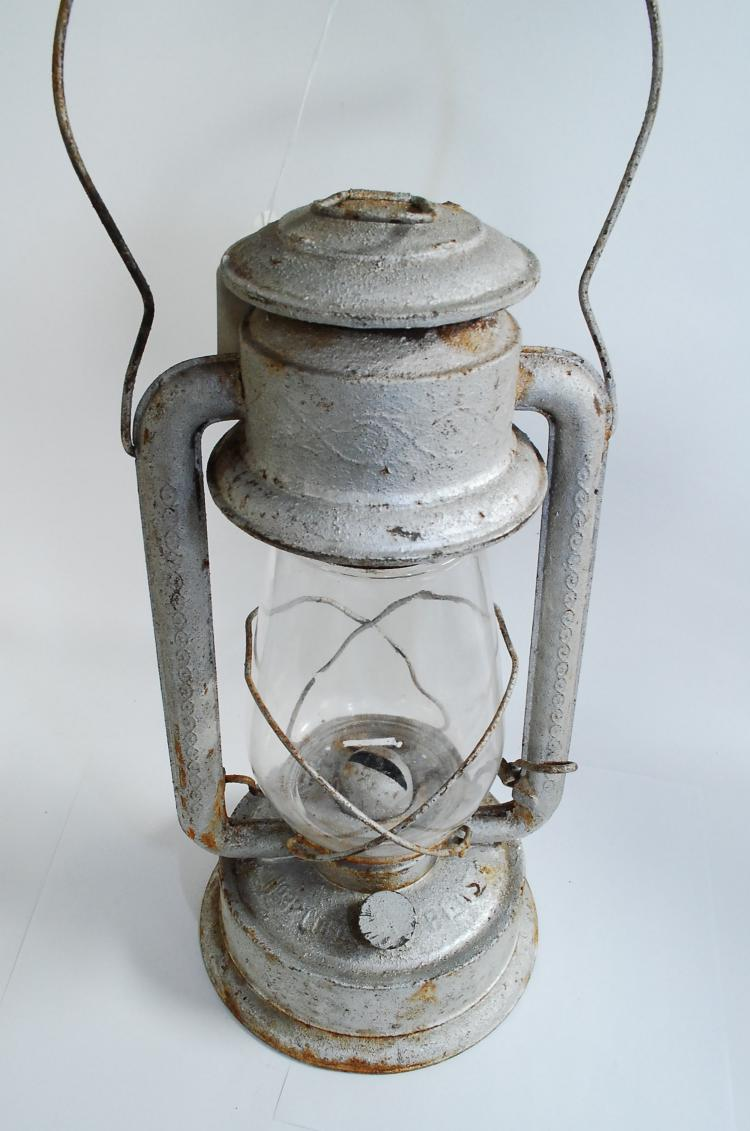 Antique Pagoma Cold Blast Barn Or Street Lantern