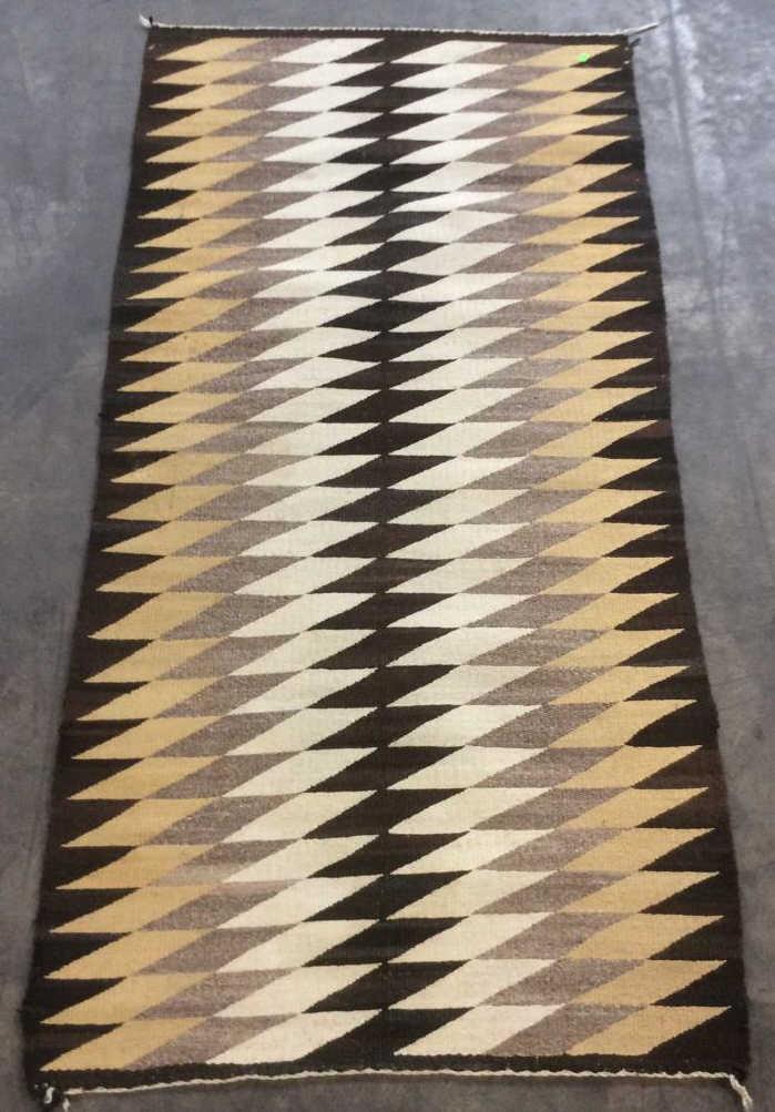 Hand Woven Navajo Rug Lot 8