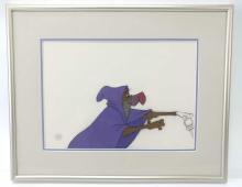 Disney Robin Hood Vulture Animation Cel