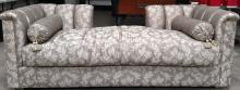 A. Rudin Custom Made Sofa