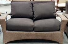 Eddie Bauer Lifestyles By Lane Patio Loveseat - #2