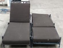 2Pc. Giati Castillo Chaise Lounge - #1