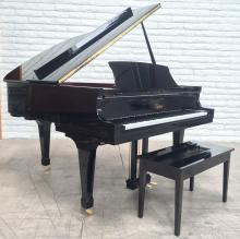 Boston Baby Grand Piano Designed by Steinway & Sons