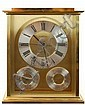 Hampton Quartz Clock Barometer