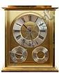 Hampton Quartz Clock Barometer