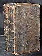 Rare 1794 German Lutheran Bible