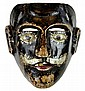 Antique Mystery Mask, Transformed Mask