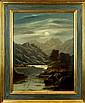 Charles Leslie (1835-1890) Oil Painting