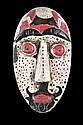Borneo Iban Mask, Sarawak Malaysia, Oceania