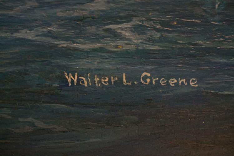 Walter L Greene Paintings