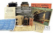 Pre-War 1930's Lionel Train Accessories, #81, #91