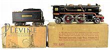 Pre-War 1930's Lionel Engine 390E & Tender 390-T