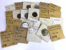 1868-1960 South American Coin Collection