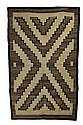 Navajo Indian Southwest Woven Sheep Wool Rug