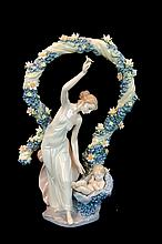 Lladro Porcelain #6571 Gloss